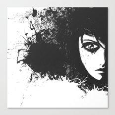 Lost Feelings Canvas Print