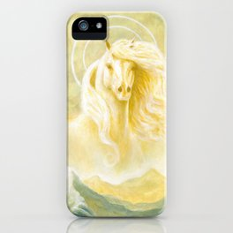 MountainSinger iPhone Case