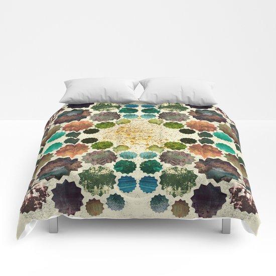 Burst Comforters