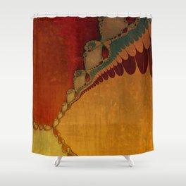 Southwestern Sunset 2 Shower Curtain