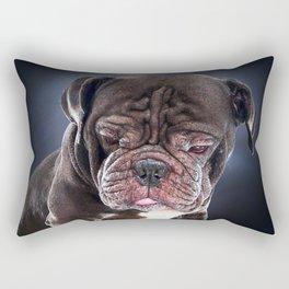 Super Pets Series 1 - Sad Liam Rectangular Pillow