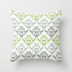 YODamask (Pattern) Throw Pillow