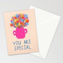 You Are Special Stationery Cards
