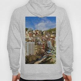 Riomaggiore, Cinque Terre, Italy Hoody