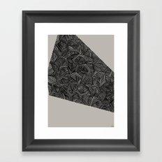- monolith 3 - Framed Art Print