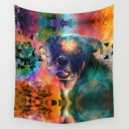 Canine Consciousness Wall Tapestry