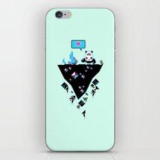 PandaC iPhone & iPod Skin
