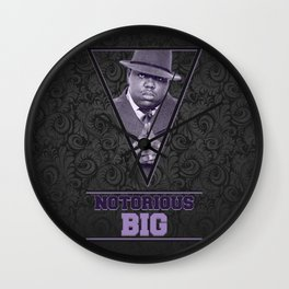 *Notorious BiG* Wall Clock