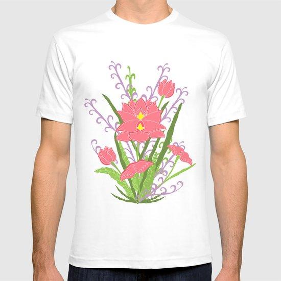 Indian Lotus T-shirt