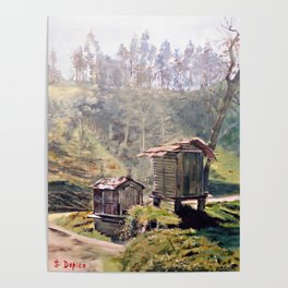 Cabazos Poster