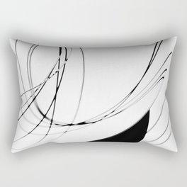 Shadowplay II Rectangular Pillow