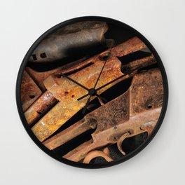 Action Wall Clock