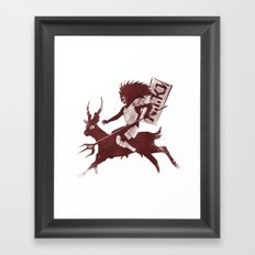 sato evolve Framed Art Print