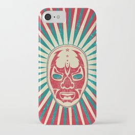 The Mysterious Mask iPhone Case