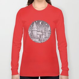 School of Witchcraft and Wizardry Long Sleeve T-shirt