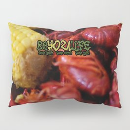 Bayou Life - Crawfish Boil Pillow Sham
