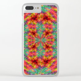 Through The Looking Glass 5 Clear iPhone Case