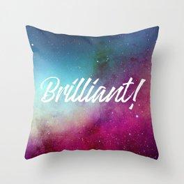 Brilliant Throw Pillow