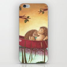 A life together iPhone & iPod Skin