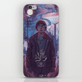 The Spy iPhone Skin
