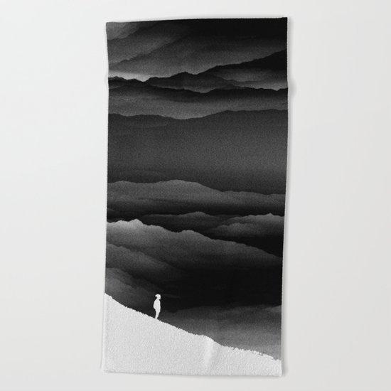 Solar Noise Isolation Series Beach Towel