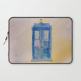The TARDIS Laptop Sleeve