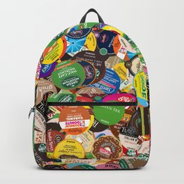 KCup Collage Backpack