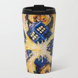 Exploding Tardis Travel Mug