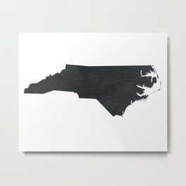 North Carolina  Metal Print