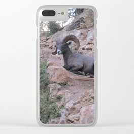 Bighorn Clear iPhone Case