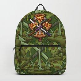 Ninja Pizza Backpack