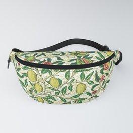 William Morris Exotic Fruit, Lemons and Pomegranates Fanny Pack