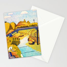 Kasai, Horie Town - Digital Remastered Edition Stationery Cards