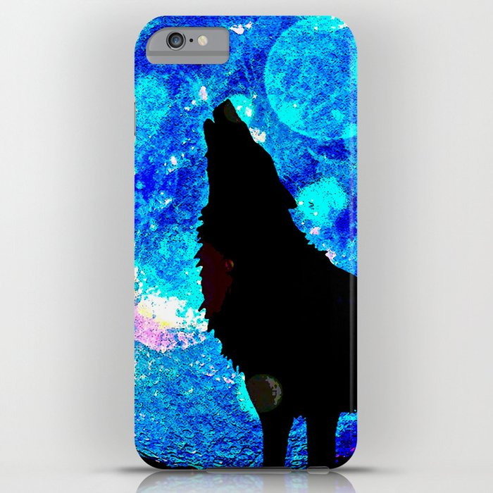 wolf #1 iphone case