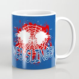 Web Slinger Coffee Mug