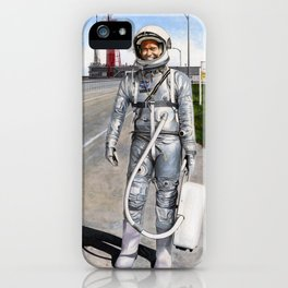 The Best Pilot You Ever Saw iPhone Case
