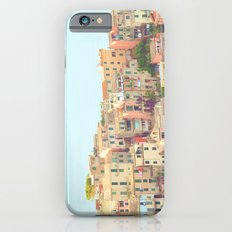 Colorful Houses iPhone 6s Slim Case