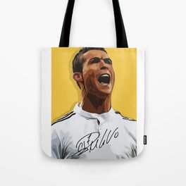 CR7 - Ronaldo Tote Bag