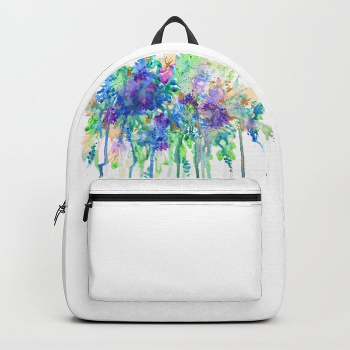 Dripping Bouquet Backpack