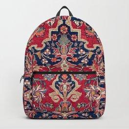 Bijar Kurdish Northwest Persian Rug Print Backpack