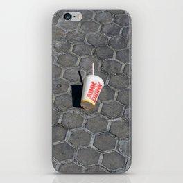 Junk Drink iPhone Skin