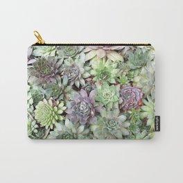 Desert Flower II Carry-All Pouch