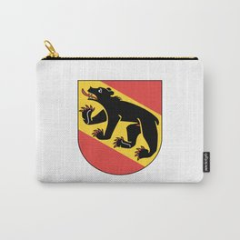 coast of arms of Bern Carry-All Pouch