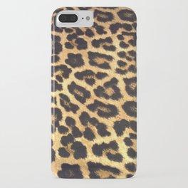 Leopard Print pattern - Leopard spots - Texture iPhone Case