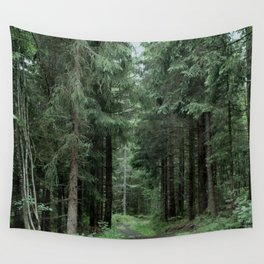 Running Path Wall Tapestry
