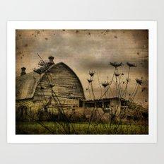 Country Nature Art Print