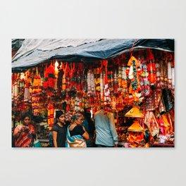 India [2] Canvas Print