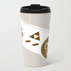 A Link To Your Past. Metal Travel Mug