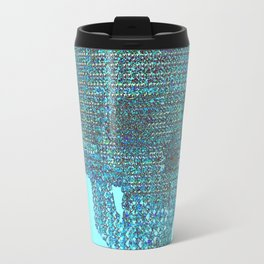 Diamond Skull Travel Mug