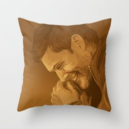 It's been a long time since I've laughed that hard. Throw Pillow